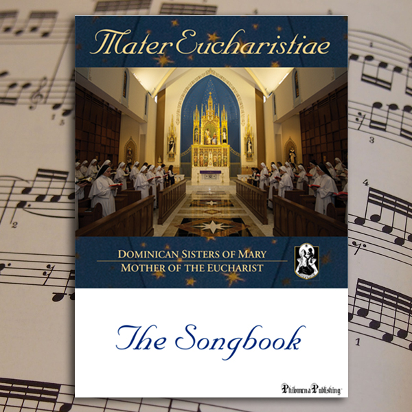 mater_eucharistiae sheet music_Store